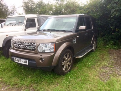 New And Used Land Rovers Devon For Sale Ifor Williams